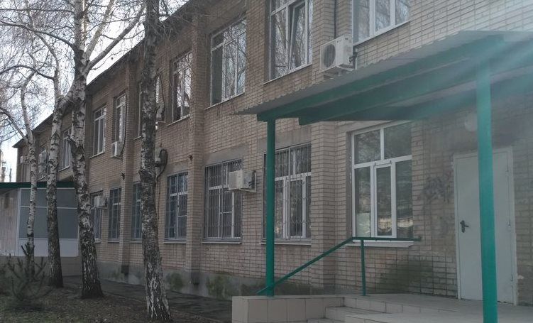 Настоятель Серафимовского прихода совершил Таинство Соборования в Таганрогском филиале туберкулезного диспансера