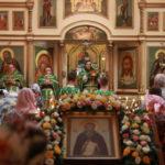 Таганрогский приход преподобного Сергия Радонежского отметил престольный праздник