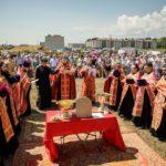В Таганроге в микрорайоне «Андреевский» начинается строительство храма