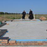 В Таганроге успешно продвигается возведение Ильинского приходского храма
