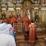 В храме святой равноапостольной Марии Магдалины хутора Красный Десант прошли торжества в честь престольного праздника