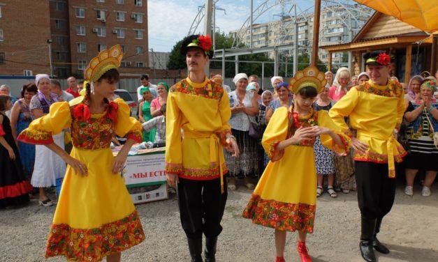 Приход Серафима Саровского Таганрога отметил престольный праздник