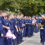 Священник Свято-Никольского храма Таганрога совершил молебен в Неклиновской лётной школе