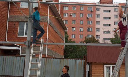 В Таганроге завершен очередной этап строительства Серафимовского храма