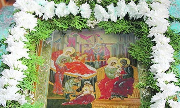 В храме Рождества Пресвятой Богородицы г. Таганрога отметили 75-летие образования прихода