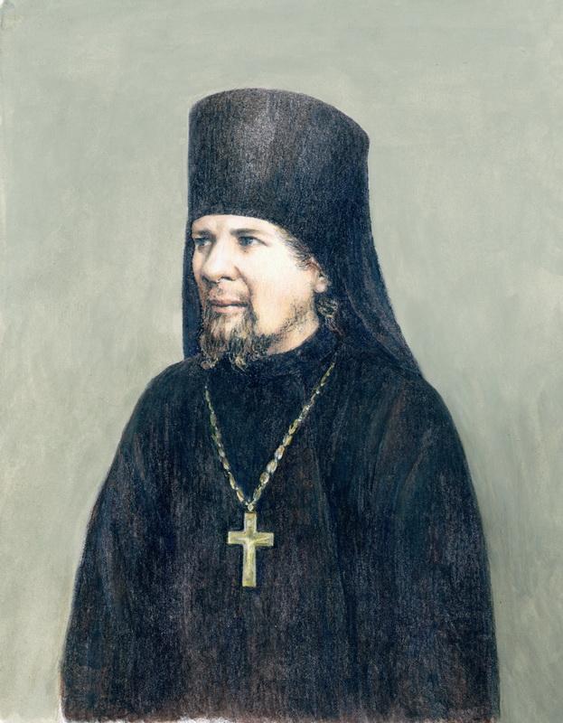 Преподобный Нектарий Оптинский (Тихонов)(1853–12.05.1928)