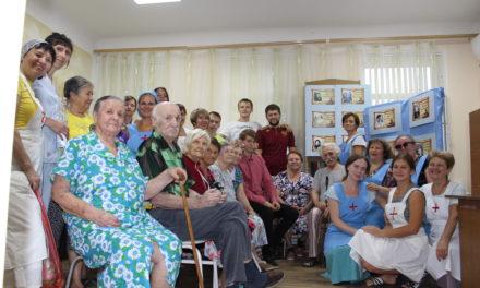 5 сентября в больнице №3 состоялся праздничный концерт ко Дню освобождения Таганрога
