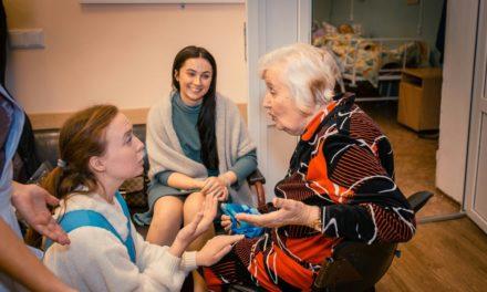 26 октября в отделении паллиативной помощи больницы №3 Таганрога прошел День красоты