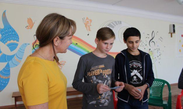 Начался цикл встреч по выбору профессии с воспитанниками социального приюта для детей и подростков Таганрога