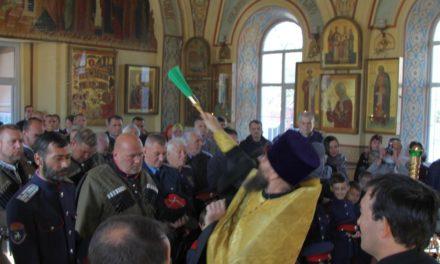 Фестиваль «Осада Таганрога» открылся молебном в Свято-Никольском храме города