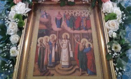 Покровский храм с. Натальевка отметил престольный праздник