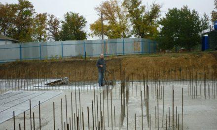 Завершен очередной этап строительства Покровского храма с. Натальевка