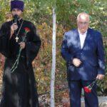 В Таганроге совершена панихида по милиционерам, погибшим при обороне города от немецких захватчиков