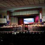 В канун Дня народного единства клирики Таганрогского благочиния приняли участие в городских торжествах