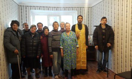 В день празднования в честь Казанской иконы Божией Матери в социальном приюте Таганрога совершен молебен