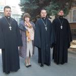 Священники Таганрогского благочиния участвовали в конференции, посвящённой подведению итогов работы грантовой программы