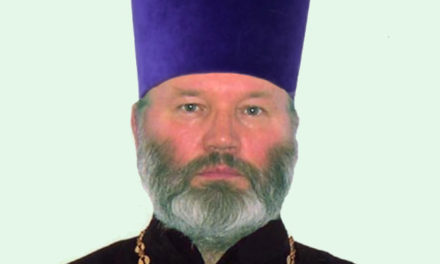 Поздравляем протоиерея Владимира Катаева с 30-летием священнической хиротонии