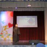 Настоятель Серафимовского прихода Таганрога посетил торжества в честь Международного дня инвалидов