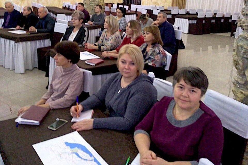 Помощник настоятеля Магдалининского храма с. Андреево-Мелентьево приняла участие в семинаре «Продвижение туристической привлекательности сельских территорий»
