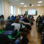 Клирик Таганрогского благочиния провел встречу со студентами Южного федерального университета