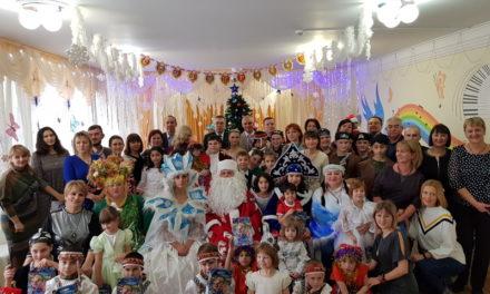 Настоятель Сергиевского храма поздравил воспитанников социального приюта Таганрога с наступающими Новым годом и Рождеством Христовым