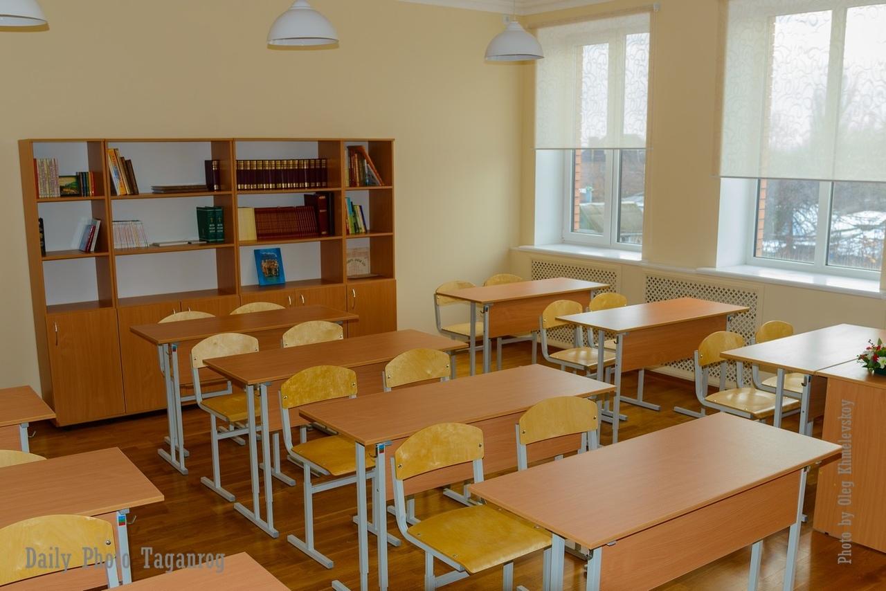 Новый класс воскресной школы при Свято-Георгиевском храме Таганрога