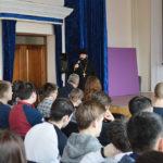 В Политехническом институте (филиале ДГТУ) г. Таганрога прошла Рождественская встреча