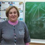 Люди и профессии. Учитель математики Татьяна Грищенко