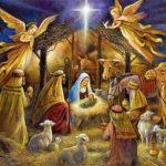 Расписание торжественных богослужений в праздник Рождества Христова (6-7 января 2019 года)