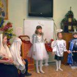 В Магдалининском храме хутора Красный десант прошел Рождественский утренник
