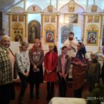В воскресной школе Покровского храма с. Натальевка отметили Рождество Христово