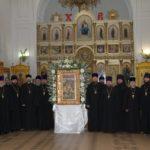 В Магдалининском приходе хутора Красный Десант состоялось братское совещание священнослужителей Таганрогского благочиния