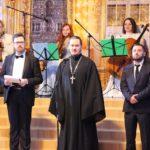 Священник храма Иерусалимской иконы Божией Матери посетил студенческий бал Южного федерального университета
