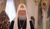 7 января 2019 года, в праздник Рождества Христова, Святейший Патриарх Московский и всея Руси Кирилл выступил с обращением к телезрителям