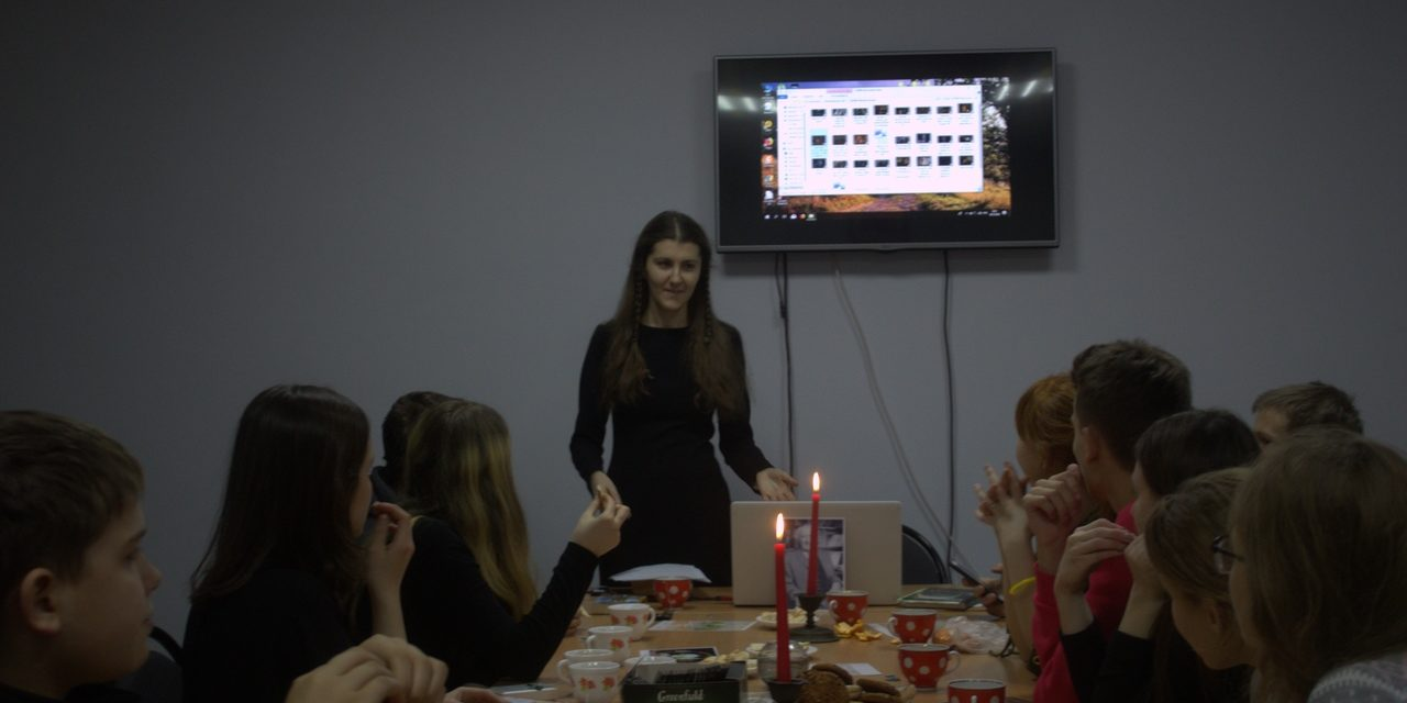 30 декабря состоялась встреча молодежи благочиния, посвященная Дж. Р.Р. Толкину и его творчеству