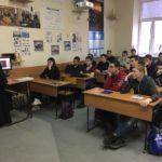 Руководитель таганрогского центра «Трезвение» встретился со студентами Механического колледжа