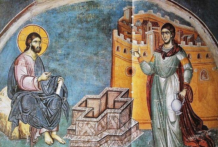 Соотношение закона и благодати в Евангелиях