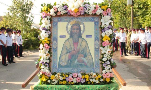 Беседа с Артёмом Перликом накануне Дня памяти святого Павла Таганрогского