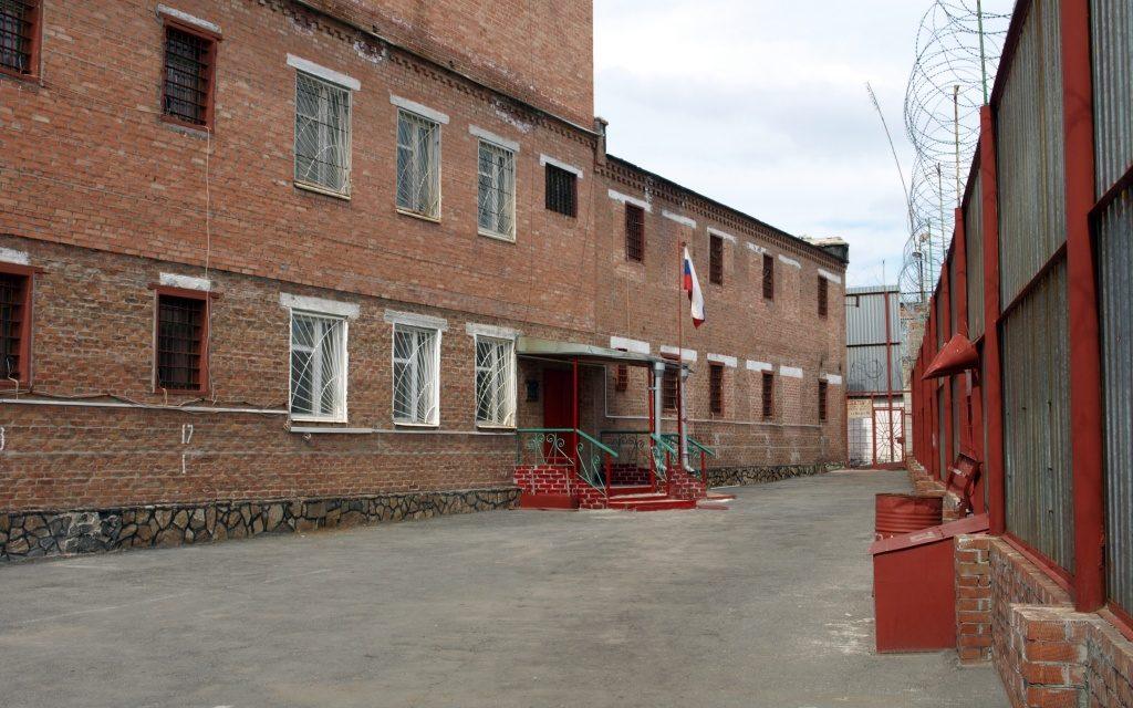 Настоятель Сергиевского храма в составе Общественной наблюдательной комиссии посетил СИЗО-4 г. Шахты