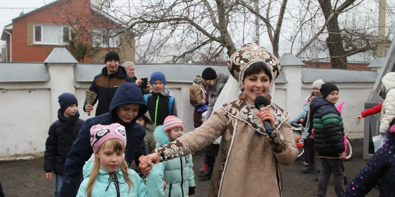 10 марта в Никольском храме Таганрога отметили Прощеное воскресенье.