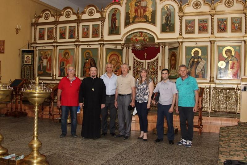 Настоятель Сергиевского храма принял участие в собрании попечительского совета СИЗО-2 Таганрога