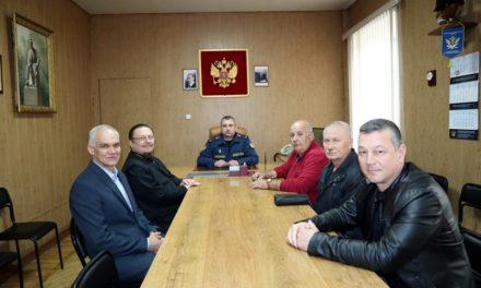 Настоятель Сергиевского храма г. Таганрога принял участие в собрании Попечительского совета СИЗО-2