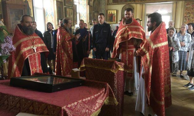 9 мая в Никольском храме состоялся благодарственный молебен Господу Богу за дарование Победы в Великой Отечественной войне