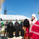 Митрополит Ростовский и Новочеркасский Меркурий освятил воссозданный келейный комплекс святого праведного Павла Таганрогского