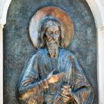 Скульптор Вера Штода — автор барельефной иконы праведного Павла