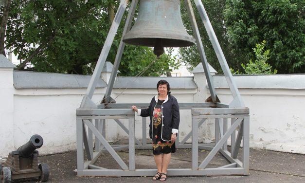 Состоялась встреча благочинного приходов Таганрогского округа протоиерея Алексея Лысикова с православной писательницей Ириной Ордынской