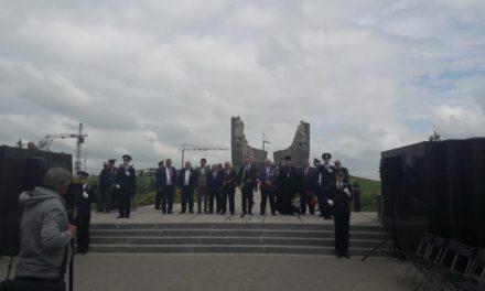 9 мая прошел митинг на Самбекских высотах