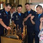Панихида в День памяти и скорби в Никольском храме Таганрога