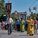 20 июня в Таганроге прошли торжества, посвященные дню памяти святого праведного Павла Таганрогского.