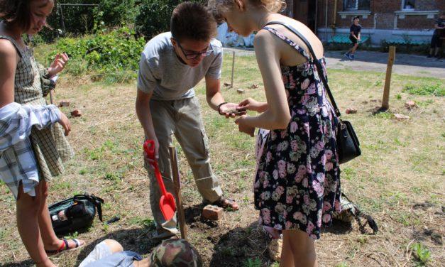 В Никольском храме открылась летняя площадка для подростков и молодежи «Историко-археологическая экспедиция»